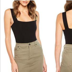 ISO!!!  Bardot Mimi black bodysuit S or M